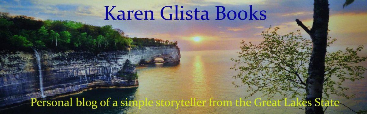 Karen Glista Books